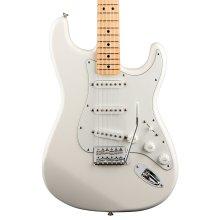 Fender Standard Stratocaster Electric Guitar, Arctic White, Maple