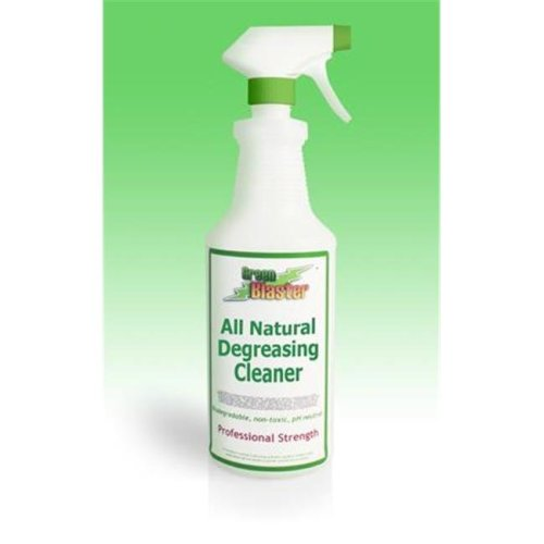 Green Blaster Products GBDG32 All Natural Heavy Duty Degreasing Cleaner 32oz Sprayer