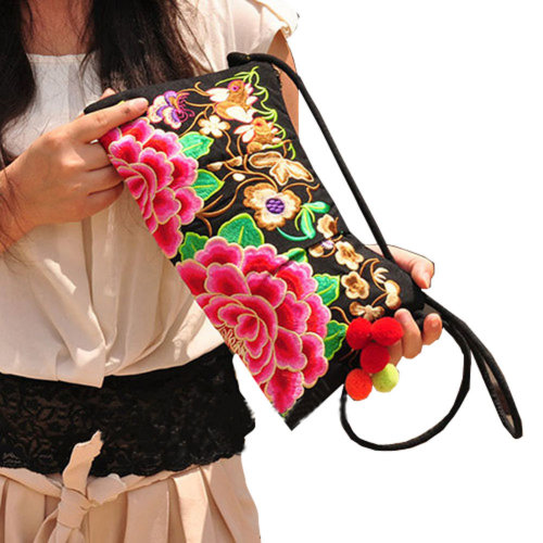 Unique Style Needlecrafts Handmade Embroidery, Shoulder bag & Hand bag (G)