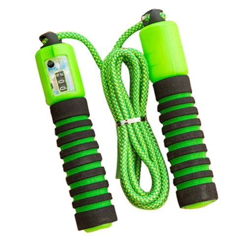 Adjustable Jump Rope Segmented Skipping Rope Fitness Weight Loss