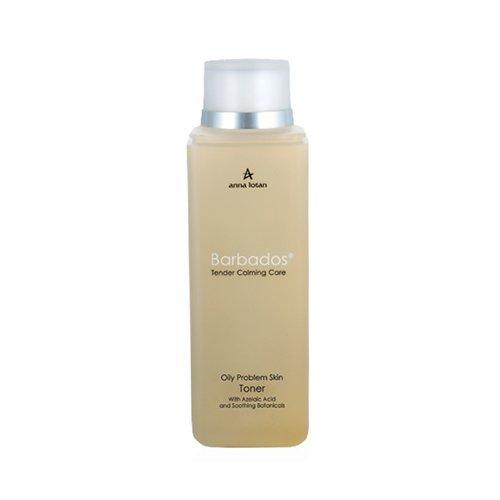 Anna Lotan Barbados Oily Skin Toner Aloe Vera & Chamomilel 200ml 6.8oz