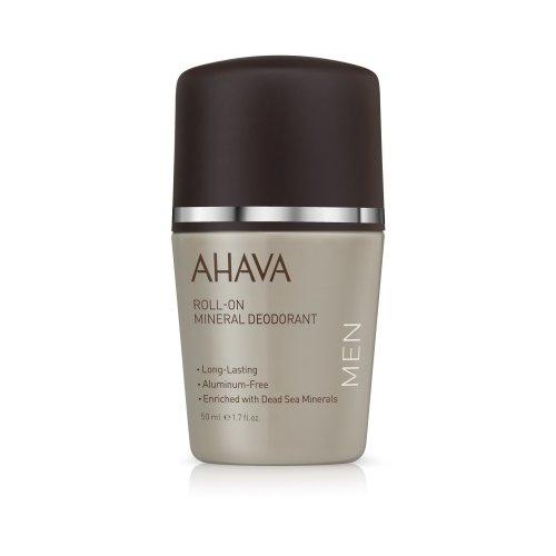 AHAVA Mineral Deodorant Roll-On for men