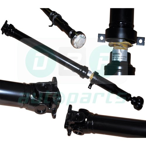 LAND ROVER DISCOVERY 3 & 4 REAR PROPSHAFT & CENTER BEARING TVB500360 LR037027