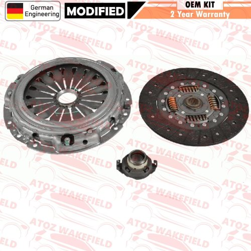 FOR DUCATO RELAY 2.8 HDi JTD PREMIUM OE QUALITY CLUTCH KIT RELEASE BEARING 3PC