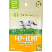 Hip + Joint Chews For Cats 30/Pkg-