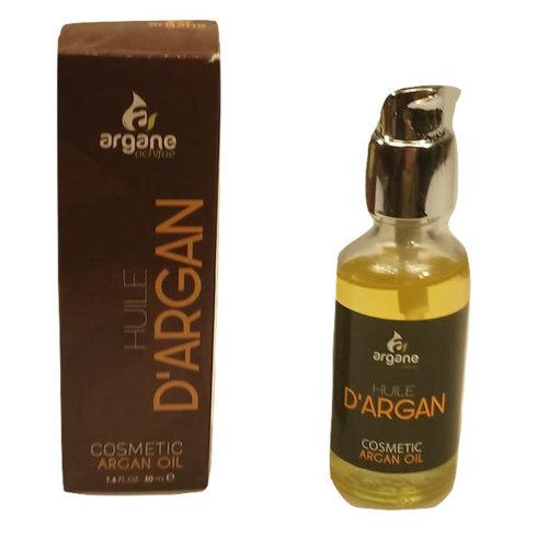 Argan Oil Pure Organic Moroccan Cosmetic Grade Argan Oil Hair Face Nails - 50ml