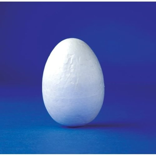 Pbx2470293 - Playbox - Foam Eggs - 60 X 40 Mm - 25 Pcs