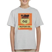 Haynes Phillips 66 Motor Oil Kid's T-Shirt