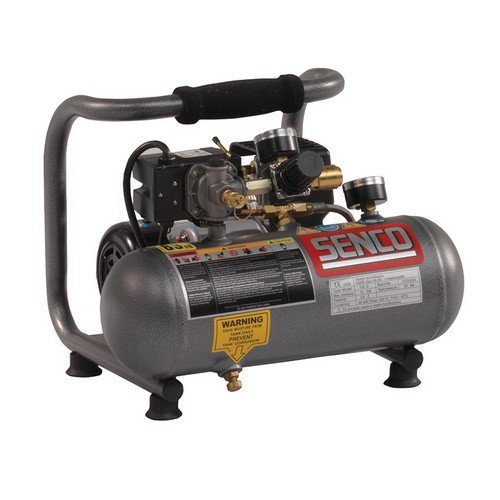 Senco PC1010UK2 PC1010 Compressor 0.5 HP 230 Volt