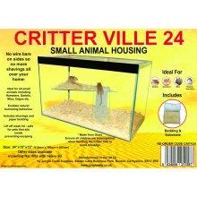 Critter Ville Hamster 24x15x12''