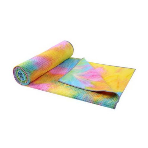 Printing Yoga Shop Towel Blanket Non-slip Yoga Mat Towel Fitness Mats Mix Yellow