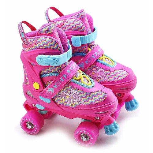 The Magic Toy Shop Adjustable Kids' Roller Skates