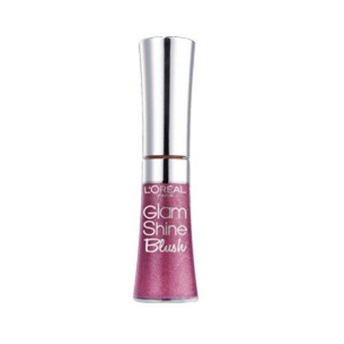 L'Oreal Glam Shine Lip Gloss - 156 Sunlight Blush