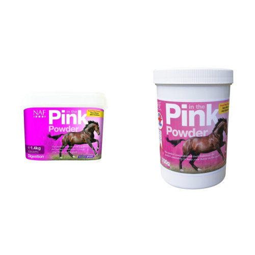 NAF In The Pink Powder Horse Digestion Supplement