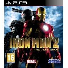 Iron Man 2 (PS3)