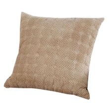 [Romantic Coffee] Zippered Decorative Throw Pillow Cover Cushion Case 45*45CM