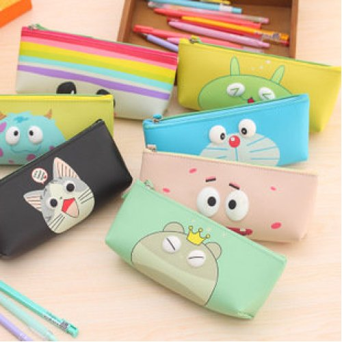 Cute Animals Pencil Case