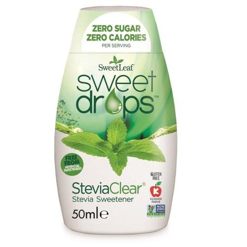 Sweetleaf Sweet Drops Stevia Clear - 50ml