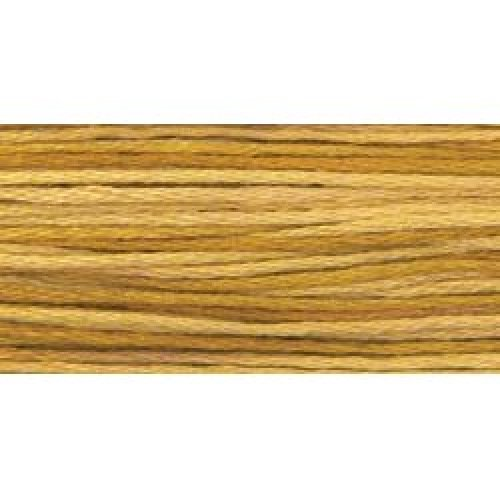 Weeks Dye Works 6-Strand Embroidery Floss 5yd-Whiskey