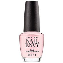 OPI Nail Envy Nail Strengthener, Pink to Envy, 0.5 fl. oz.