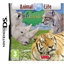 Animal Life Euroasia Nintendo DS Game
