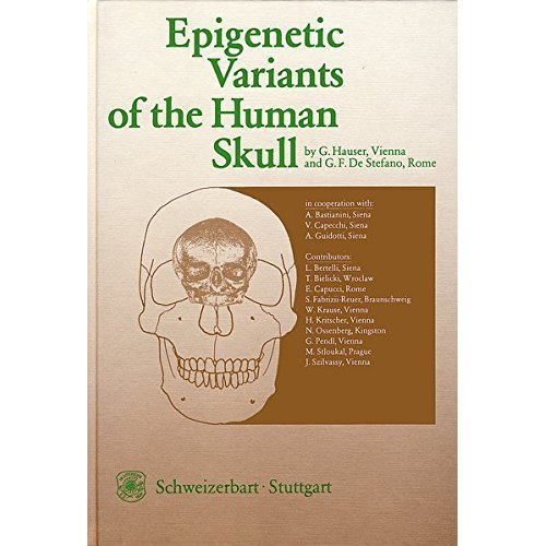 Epigenetic Variants of the Human Skull