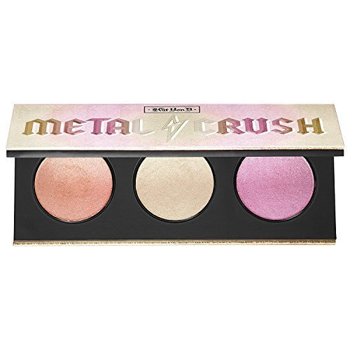 KAT VON D Metal Crush Extreme Highlighter Palette Limited Edition
