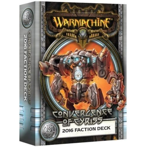 Warmachine Convergence: Faction Deck (Mk III)