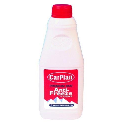Carplan Premium Red Antifreeze 1L