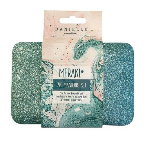 Danielle Meraki 7piece Manicue Set