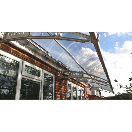 Cantilever Door Canopy | 3500mm wide x 1500mm projection