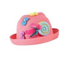 Hat Round Cap Sunshade Baby Hat Summer Sun Hat Baby Cap Breathable