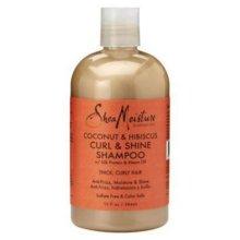 Shea Moisture Coconut Curl Shampoo 384ml