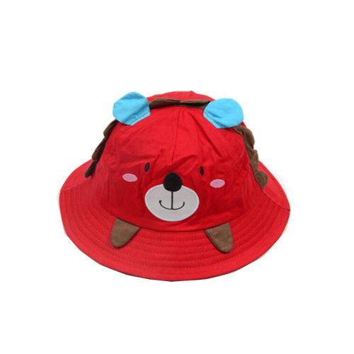 ecc5ac23e9fa9 Colorful Baby Sun Protection Hat Infant Floppy Cap Cotton Sun Hat 1-3 Years  Old on OnBuy