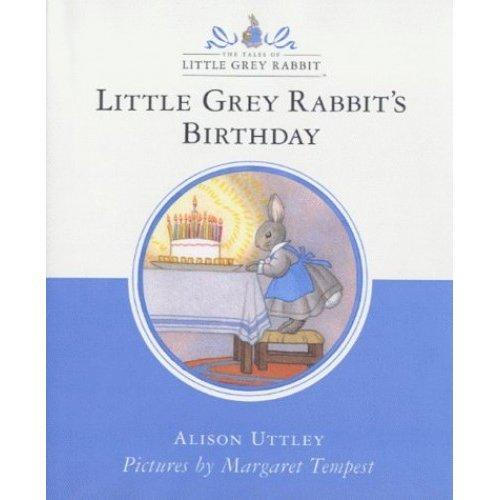 Little Grey Rabbit's Birthday (Little Grey Rabbit Classic Series)