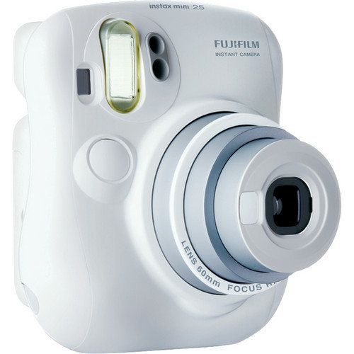 FUJI Instax Mini 25 White
