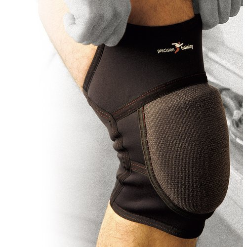 Large Neoprene Padded Knee Support - Precision Gk -  precision gk neoprene padded knee support