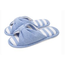 (Made By Cotton)Skidproof The Simple Style Of Home Slippers(Sky Blue)