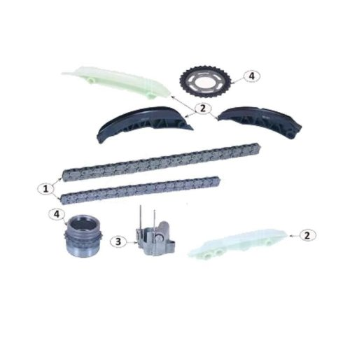 Bmw 7 Series 730d E65/e66/e67 2005-2015 Timing Chain Kit