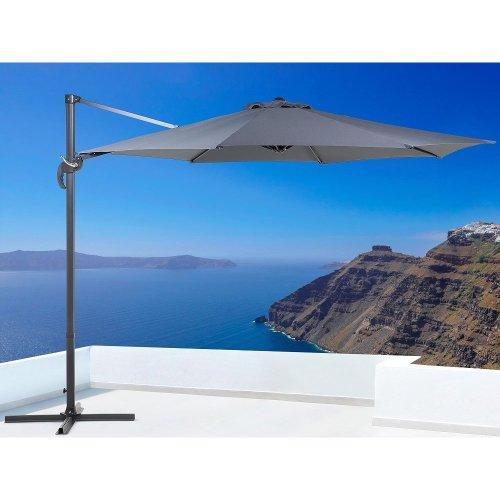 Cantilever Patio Umbrella - 10 ft / 3 m Diameter - SAVONA