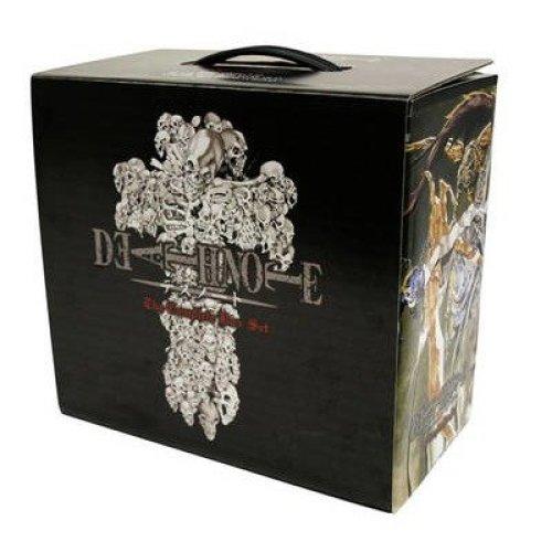 Death Note Box Set (vol.s 1-13): Volumes 1 - 13