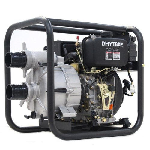 Hyundai DHYT80E Diesel Trash Water Pump