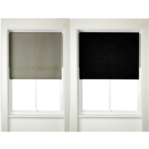 150cm/5ft Roller Blinds Window Curtains Glittered Blind/Shutters Home Furnishing & Decor