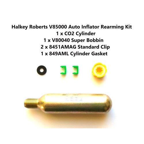 Lifejacket Rearming Kit Halkey Roberts V85000 Inflator