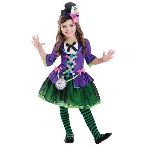 Kids Bad Hatter Costume