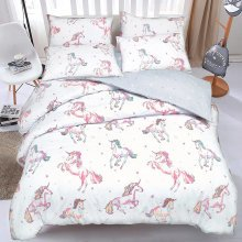 Pieridae Unicorn Duvet Cover Quilt Cover Bedding