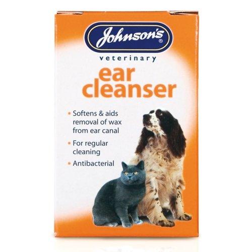 Jvp Dog & Cat Ear Cleanser 18ml (Pack of 6)