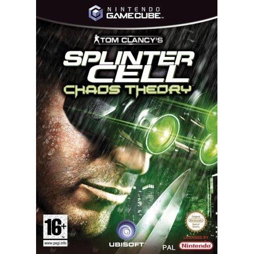 Tom Clancy's Splinter Cell - Tom Clancy's Splinter Cell: Chaos Theory (GameCube)
