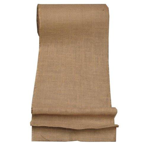 15IN-Burlap-100Yard 100 Yards Burlap Fabric, Natural - 15 in.