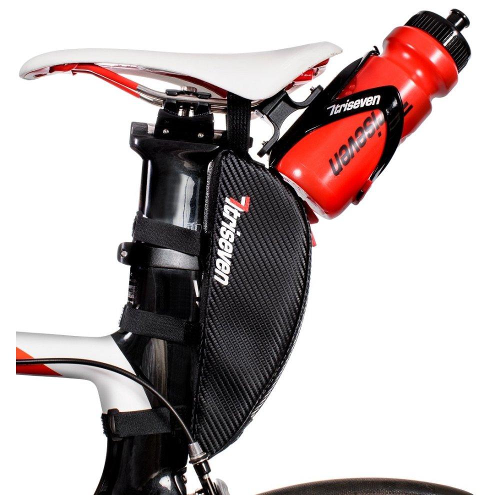 54267ee28b5 ... TRISEVEN Carbon Aero Bag 30 Cycling Frame Bag Triathlon Bag MTB Bag